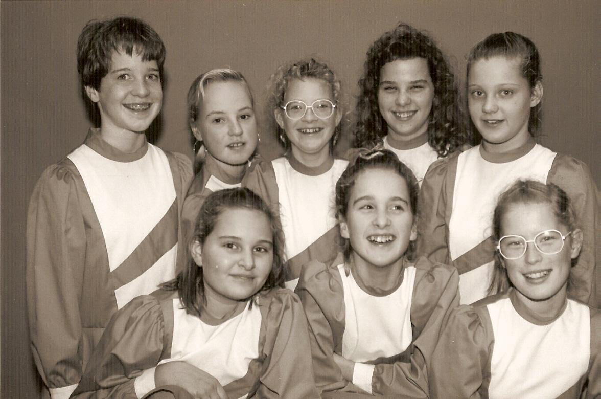springdinger jeugd 1990
